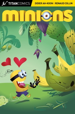 Minions #1 by Didier Ah-Koon from Trajectory, Inc. in Comics category
