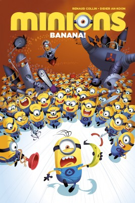 Minions by Didier Ah-Koon from Trajectory, Inc. in Comics category
