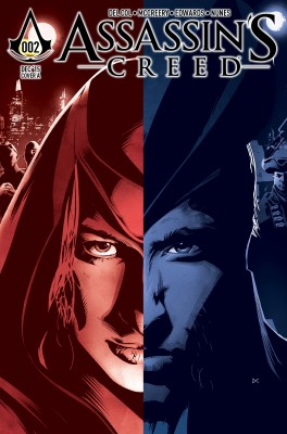 Assassin's Creed: Assassins #2 by Conor McCreery from Trajectory, Inc. in Comics category