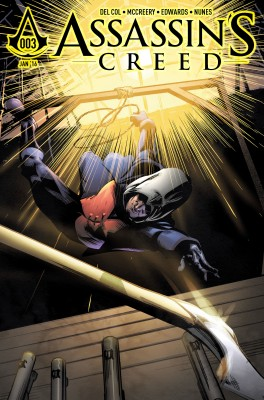 Assassin's Creed: Assassins #3 by Conor McCreery from Trajectory, Inc. in Comics category
