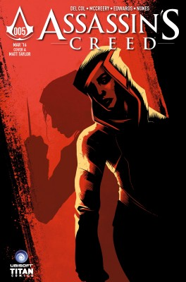 Assassin's Creed: Assassins #5 by Conor McCreery from  in  category
