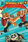 Kung Fu Panda #4 by Simon Furman from Trajectory, Inc. in Teen Novel category