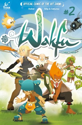 Wakfu #2 by Kahel from  in  category