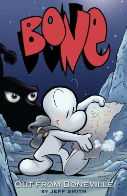 BONE by Jeff Smith from Trajectory, Inc. in Comics category