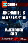 Uncharted 3_ Drakes Deception by The CheatMistress from Trajectory, Inc. in General Novel category