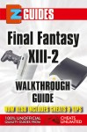 Final Fantasy X111-2 by The CheatMistress from Trajectory, Inc. in General Novel category