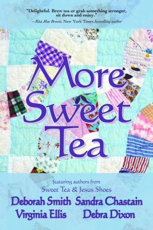 More Sweet Tea by Deborah Smith from Trajectory, Inc. in General Novel category