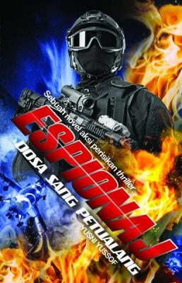 Espionaj:Dosa Sang Petualang by Yusni Yussof from Trans Horizons Media in General Novel category