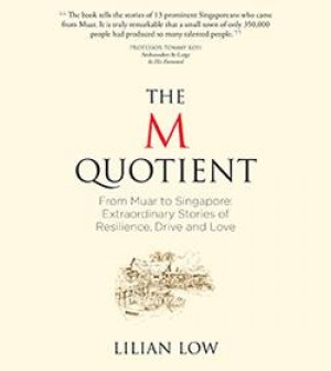 The M Quotient by Lilian Low from  in  category