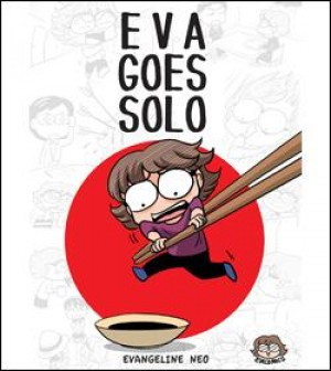 Eva Goes Solo by Evangeline Neo from Tusitala (RLS) Pte Ltd in Comics category