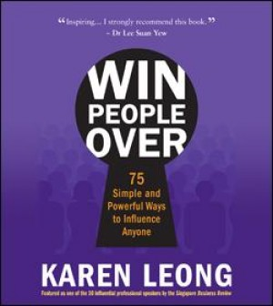 Win People Over by Karen Leong from  in  category