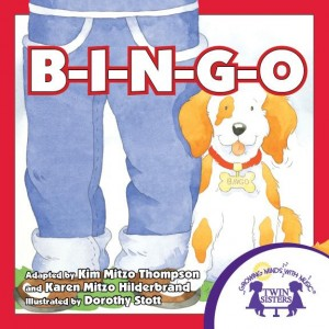 B-I-N-G-O by Twin Sisters® from Twin Sisters IP, LLC in Children category