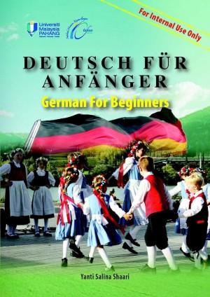 German For Beginners by Yanti Salina Shaari from Penerbit UMP in General Academics category