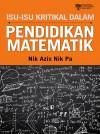 Isu-Isu Kritikal dlm Pendidikan Matematik