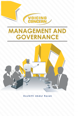 Voicing Concern : Management and Governance
