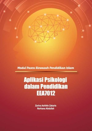 Aplikasi Psikologi dalam Pendidikan by Zarina Ashikin Zakaria & Norhana Abdullah from  in  category