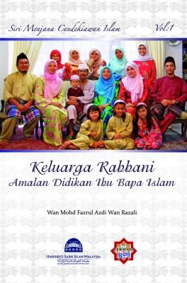 Siri Permata Insan – Keluarga Rabbani Amalan Didikan Ibu Bapa Islam Vol.1 by Zulkiplie Abd Ghani from PENERBIT USIM in Motivation category