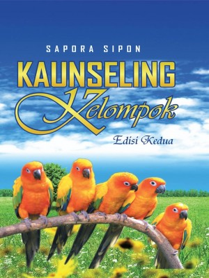 Kaunseling Kelompok by Sapora Sipon from PENERBIT USIM in General Novel category