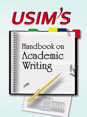USIM's Handbook On Academic Writing by Penerbit USIM from  in  category