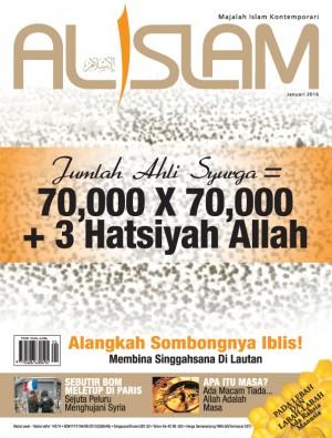 Al- Islam Januari 2016 by UTUSAN KARYA SDN BHD from UTUSAN KARYA SDN BHD in Magazine category