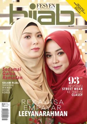 Hijab Fesyen Mei 2017