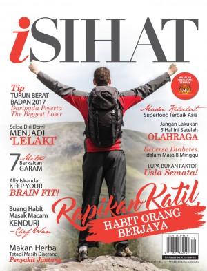 i-Sihat Januari 2017 by UTUSAN KARYA SDN BHD from UTUSAN KARYA SDN BHD in Magazine category