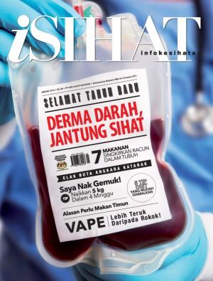i-Sihat Januari 2016 by UTUSAN KARYA SDN BHD from UTUSAN KARYA SDN BHD in  category