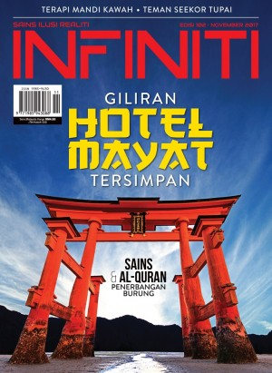 Infiniti November 2017 by UTUSAN KARYA SDN BHD from  in  category