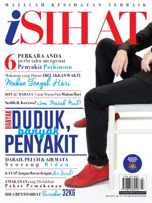 i-Sihat Mac 2017 by UTUSAN KARYA SDN BHD from UTUSAN KARYA SDN BHD in  category