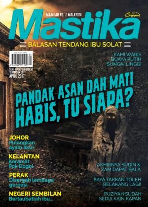 Mastika April 2017 by UTUSAN KARYA SDN BHD from UTUSAN KARYA SDN BHD in Magazine category