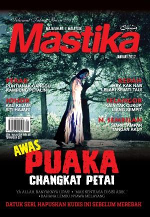 Mastika Januari 2017 by UTUSAN KARYA SDN BHD from UTUSAN KARYA SDN BHD in Magazine category