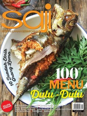 Saji Februari 2017 by UTUSAN KARYA SDN BHD from UTUSAN KARYA SDN BHD in Recipe & Cooking category