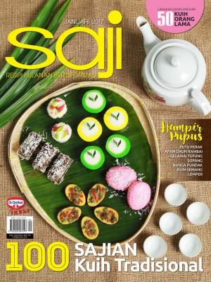 Saji Januari 2017 by UTUSAN KARYA SDN BHD from UTUSAN KARYA SDN BHD in Recipe & Cooking category