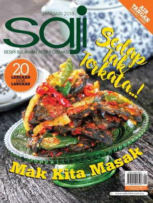 Saji Januari 2018 by UTUSAN KARYA SDN BHD from  in  category