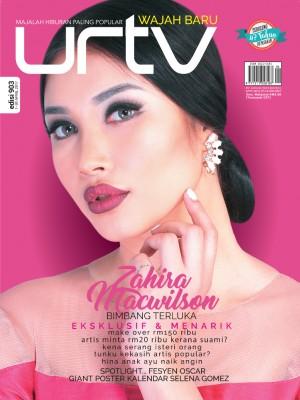 URTV April 2017 by UTUSAN KARYA SDN BHD from UTUSAN KARYA SDN BHD in Magazine category