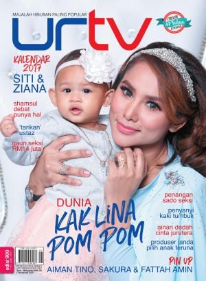 URTV Januari 2017 by UTUSAN KARYA SDN BHD from UTUSAN KARYA SDN BHD in Magazine category