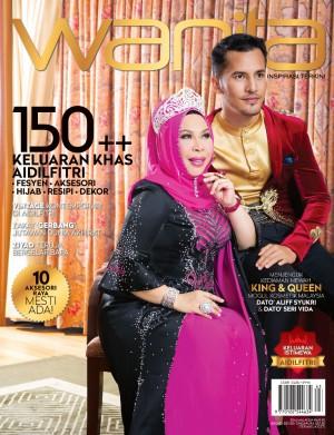 Wanita Jun 2017 by UTUSAN KARYA SDN BHD from UTUSAN KARYA SDN BHD in Magazine category