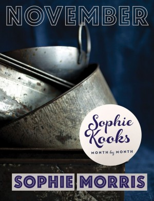 Sophie Kooks Month by Month: November by Sophie   Morris from Vearsa in Recipe & Cooking category