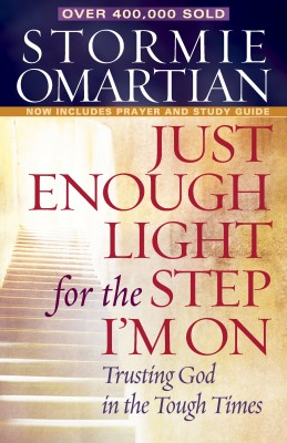 Just Enough Light for the Step I'm On by Stormie Omartian from Vearsa in Religion category