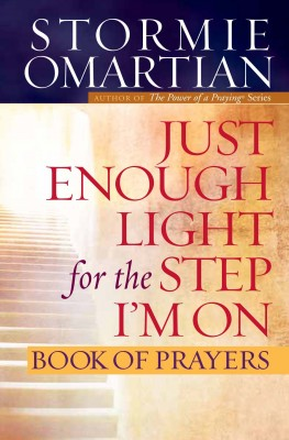 Just Enough Light for the Step I'm On Book of Prayers by Stormie Omartian from Vearsa in Religion category