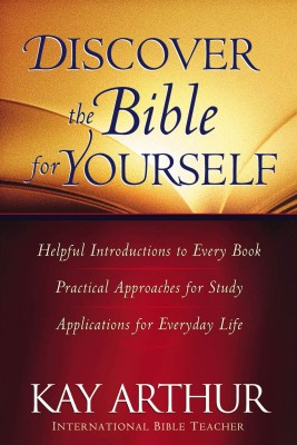 Discover the Bible for Yourself by Kay Arthur from Vearsa in Religion category