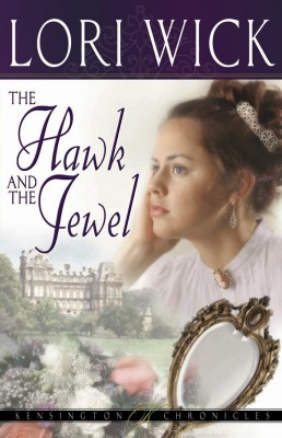 The Hawk and the Jewel by Lori Wick from Vearsa in General Novel category