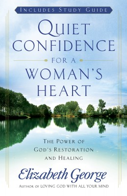 Quiet Confidence for a Woman's Heart by Elizabeth George from Vearsa in Religion category