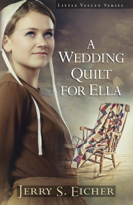 A Wedding Quilt for Ella by Jerry S. Eicher from Vearsa in General Novel category