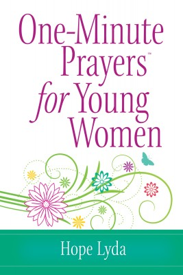 One-Minute Prayers for Young Women by Hope Lyda from Vearsa in Teen Novel category