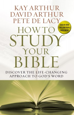 How to Study Your Bible by Pete De Lacy from Vearsa in Religion category