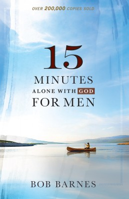 15 Minutes Alone with God for Men by Bob Barnes from Vearsa in Religion category