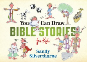 You Can Draw Bible Stories for Kids by Sandy Silverthorne from Vearsa in Teen Novel category