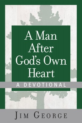 A Man After God's Own Heart--A Devotional by Jim George from Vearsa in Religion category