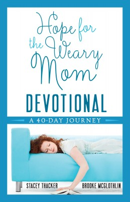 Hope for the Weary Mom Devotional by Brooke McGlothlin from Vearsa in Motivation category